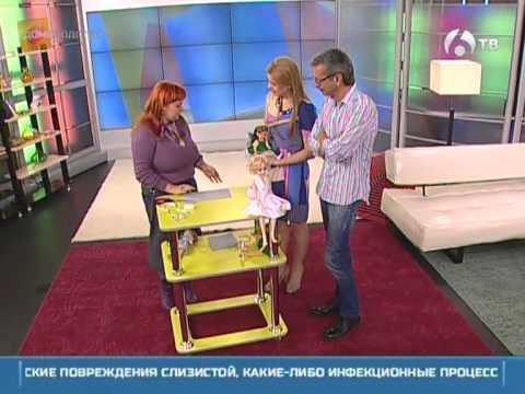 Как сделать платье для куклы Кр572пв2а.